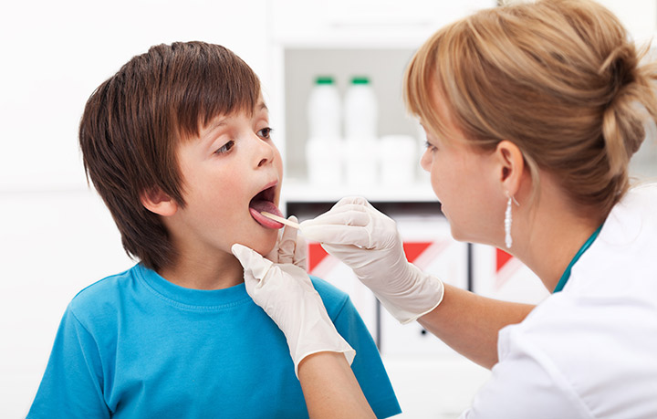 Viêm thanh quản ở trẻ em